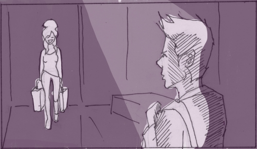 Storyboard by Monte Patterson