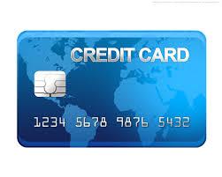 Credit Card image - Blog