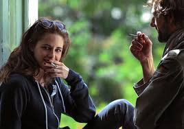 "Kristin Stewart in ""Clouds of Sils Maria"""